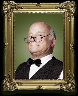 Le grand-père <br /><span>Le jardinage au naturel</span>